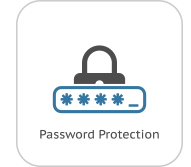 image of Password Protected Icon
